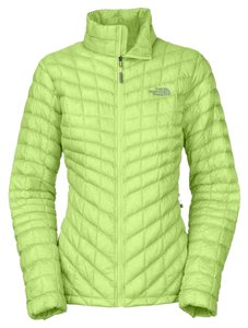 The North Face Budding Green Jacket
