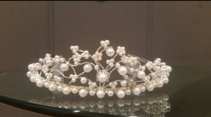 Beautiful Pearl Tiara