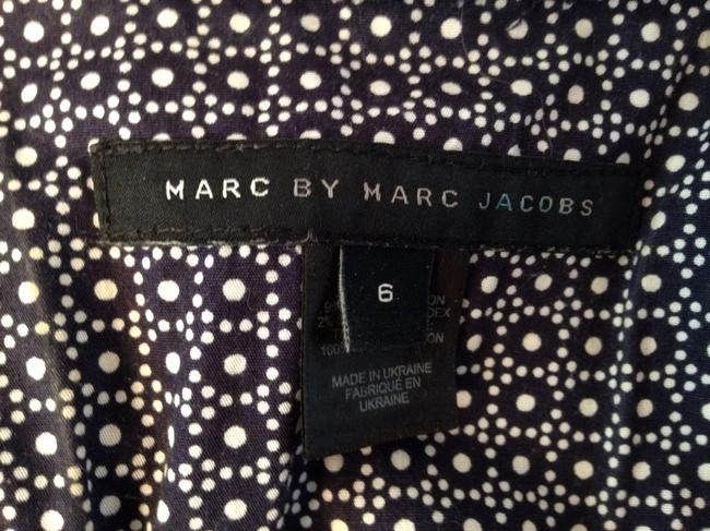 Marc by Marc Jacobs short dress Blue And White on Tradesy