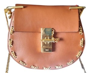 Chloé Drew Drew Chain Cross Body Bag