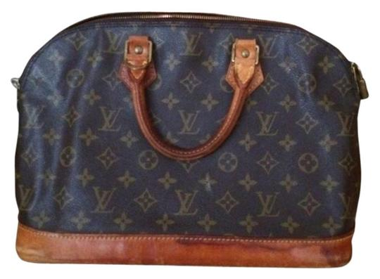 Louis Vuitton Satchel in Monogram AG