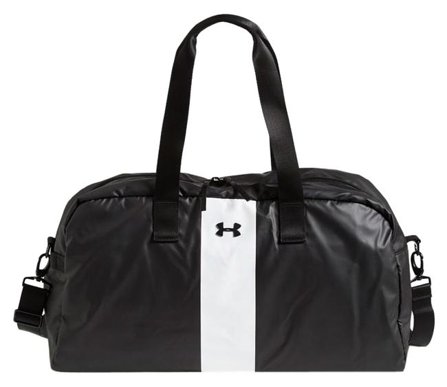 Item - Duffle New 'the Women's Gym/Travel/Dance/Swim And Black White Weekend/Travel Bag