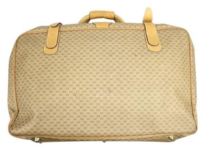 Gucci Luggage Suitcase Monogram Travel Bag