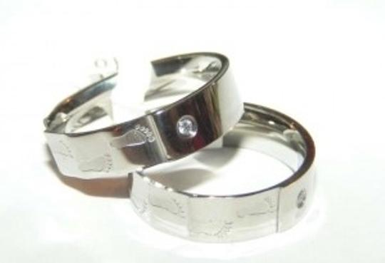 Preload https://item1.tradesy.com/images/silver-reduced-2pc-matching-titanium-steel-ring-free-shipping-jewelry-set-172100-0-0.jpg?width=440&height=440