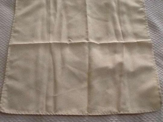 Beige Cloth Dinner Napkins Tableware