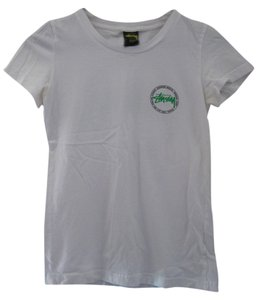 Stüssy T Shirt White