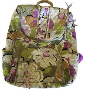 Vera Bradley Bookbag Backpack
