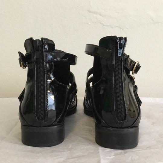 ASOS Black Boots Image 3