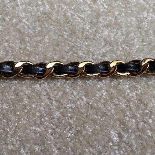 Juicy Couture Juicy Couture Toggle Bracelet: Black And Gold: Heart And key Style Image 7