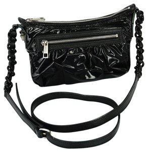 Marc by Marc Jacobs Parachute Front Zip Mbmj Chain Small Cross Body Bag