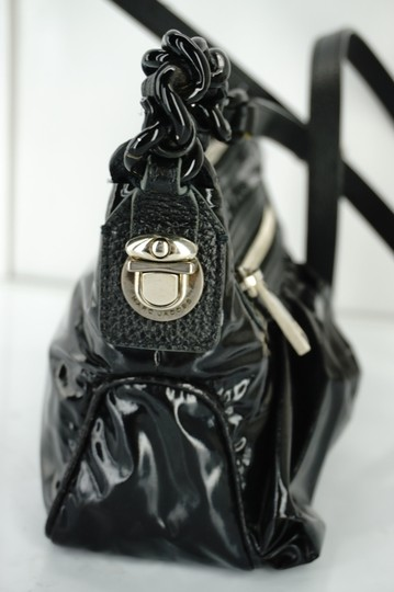 Marc by Marc Jacobs Parachute Front Zip Mbmj Chain Small Cross Body Bag Image 10