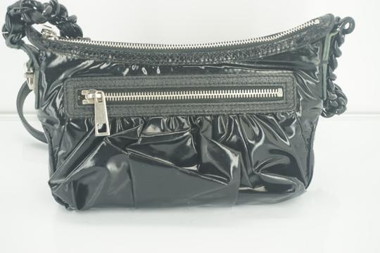 Marc by Marc Jacobs Parachute Front Zip Mbmj Chain Small Cross Body Bag Image 2