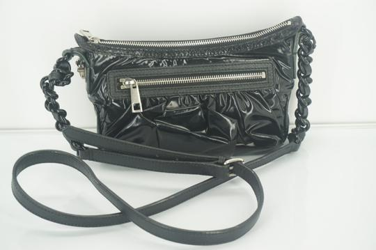 Marc by Marc Jacobs Parachute Front Zip Mbmj Chain Small Cross Body Bag Image 3