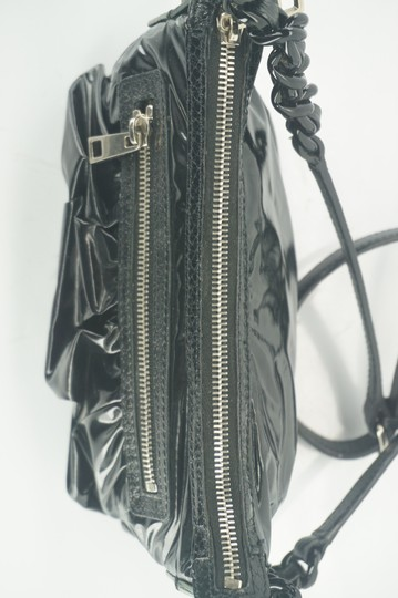 Marc by Marc Jacobs Parachute Front Zip Mbmj Chain Small Cross Body Bag Image 5
