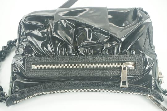 Marc by Marc Jacobs Parachute Front Zip Mbmj Chain Small Cross Body Bag Image 6