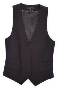 H&M Suit Vest Suit Vest Top black