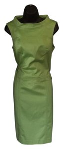 Lime Maxi Dress by Magaschoni