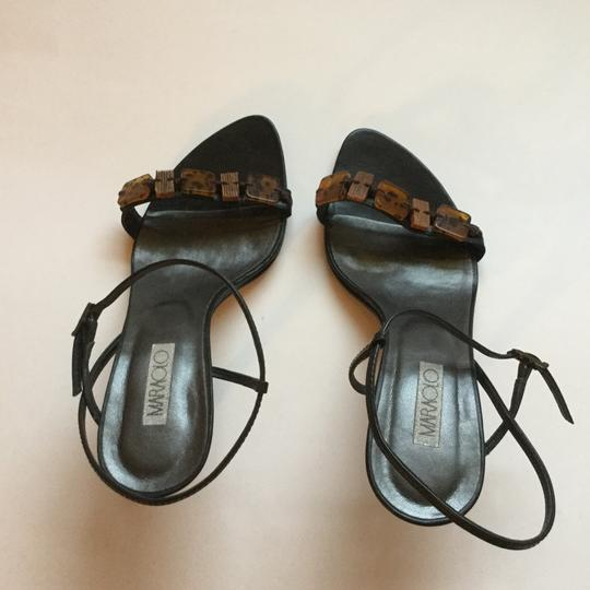 Maraolo Black and brown Pumps Image 1