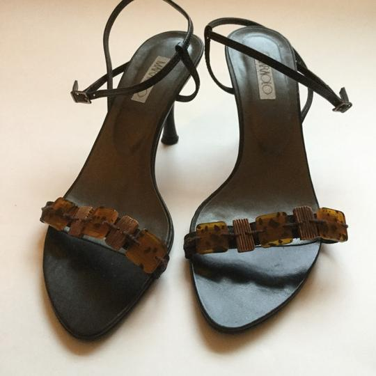 Maraolo Black and brown Pumps Image 2