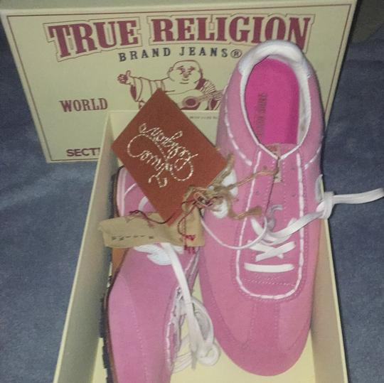True Religion Pink Athletic Image 1