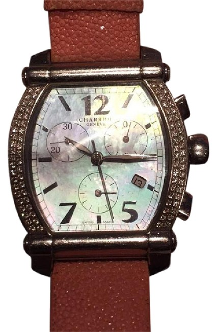 Charriol Mother Of Pearls Face Columbus Philippe Ref. 0607 Watch Charriol Mother Of Pearls Face Columbus Philippe Ref. 0607 Watch Image 1
