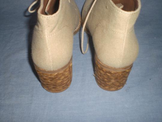 Lucky Brand Tan Boots Image 1