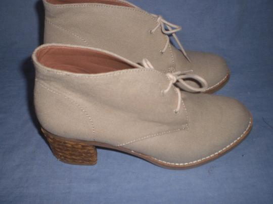 Lucky Brand Tan Boots Image 2