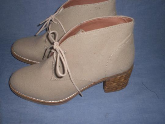 Lucky Brand Tan Boots Image 3