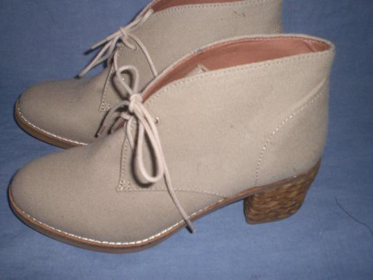 Lucky Brand Tan Boots Image 4