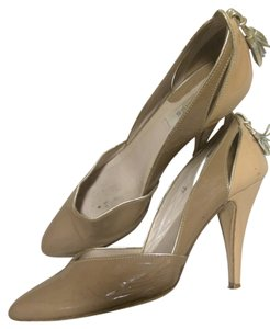 Reiss Heel Elegant Brown / Tan Sandals