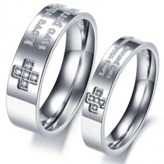 Preload https://img-static.tradesy.com/item/172145/silver-bogo-free-2pc-matching-couples-promise-ring-free-shipping-jewelry-set-0-0-540-540.jpg