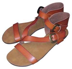 Ecote Brown Sandals