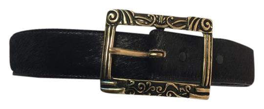 Preload https://img-static.tradesy.com/item/17216329/emporio-armani-brown-antique-gold-pony-hair-belt-0-3-540-540.jpg