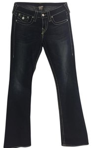 True Religion Disco Becky Boot Cut Jeans-Medium Wash