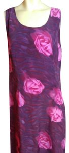 pink Maxi Dress by Expressions