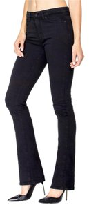 Spanx Slim 27 Boot Cut Jeans-Dark Rinse