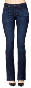 Spanx Slim 25 Boot Cut Jeans-Light Wash