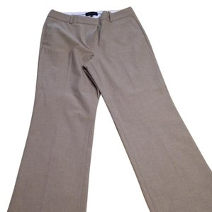 Talbots Boot Cut Pants Tan