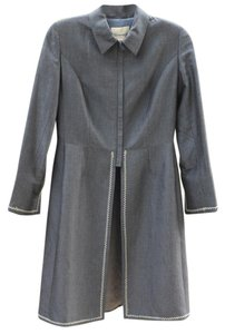 Studio Harmonie Tunic Knee Length Coat