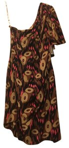 Jagged Floral Maxi Dress by Tracy Reese