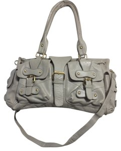 De.De Satchel in Gray