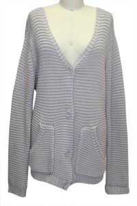 Heather Knit Shawl Cardigan