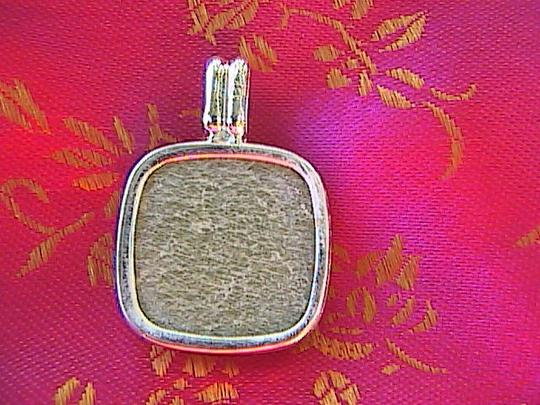 Other Sterling Silver Jade Pendant (#2) Image 2