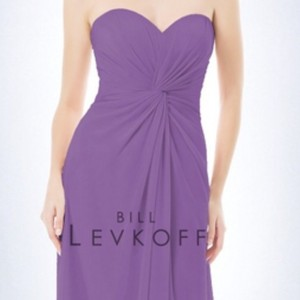 Bill Levkoff Amethyst Dress