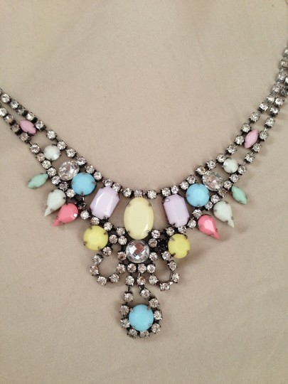 Urban Outfitters Urban Outfitters pastel statement necklace
