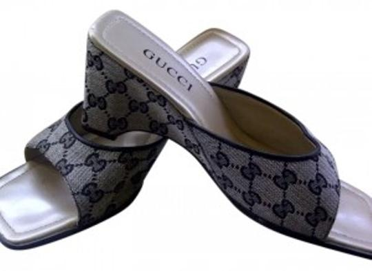 Preload https://img-static.tradesy.com/item/172204/gucci-navy-and-white-wedges-size-us-10-0-0-540-540.jpg