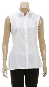 Brunello Cucinelli Button Down Shirt White