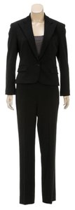 Ralph Lauren Ralph Lauren Black One Button Blazer and Pants Suit (Size 10)