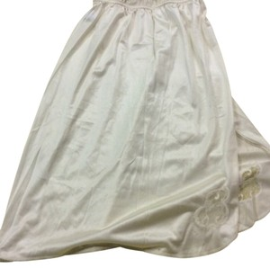 Maidenform Mint Vintage Slip With Lace Size S Skirt