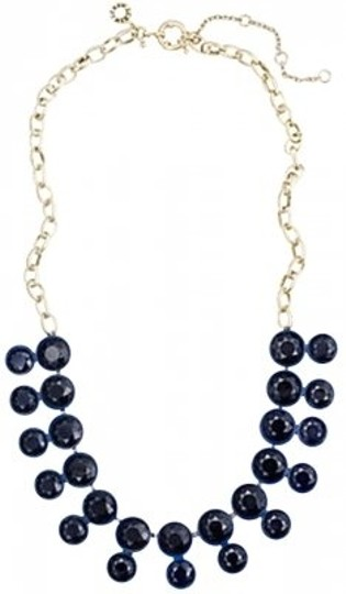 Preload https://item2.tradesy.com/images/jcrew-blue-double-brulee-statement-necklace-172226-0-0.jpg?width=440&height=440